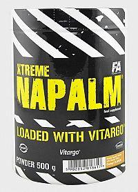 Xtreme Napalm loaded with Vitargo - Fitness Authority 500 g Pomaranč