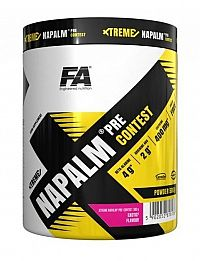 Xtreme Napalm Pre-Contest od Fitness Authority 500 g Exotic