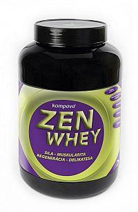 Zen Whey + Stévie - Kompava 2000 g Vanilka-Cream