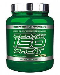 Zero ISO Great - Scitec 900 g Pomaranč