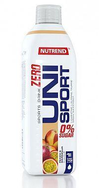Zero UniSport od Nutrend 1000 ml. Broskyňa+Maracuja
