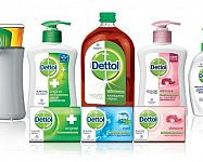 Dettol gel – dezinfekce na ruce. Antibakteriální sprej, mýdlo a jeho složení