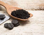 Černé uhlí jako lék na hubnutí i proti průjmu