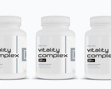 Zerex Vitality Complex – recenze na vitamíny a minerály pro muže
