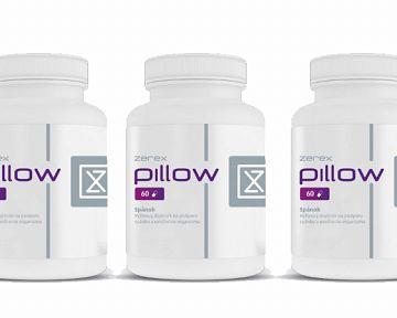 Zerex Pillow na lepší spánek – recenze, cena, zkušenosti