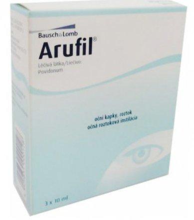 Arufil 20mg/ml oph.gtt.sol.3x10ml II.