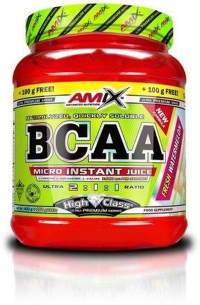 BCAA Micro Instant Juice 400+100g lemon-lime