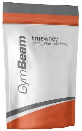 GymBeam True Whey Protein chocolate stevia - 2500 g