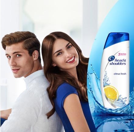 H&S šampón Citrus Fresh 400ml