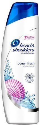H&S šampón Ocean Fresh 400ml