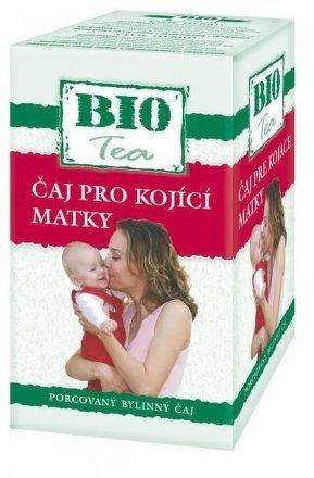 HERBEX BIO Tea Čaj pro kojící matky n.s.20x1.5g