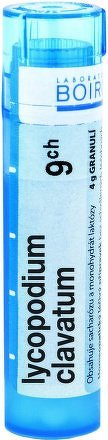 Lycopodium Clavatum CH9 gra.4g