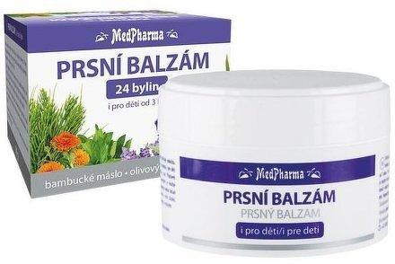 MedPharma Prsní balzám (24 bylin) 80ml