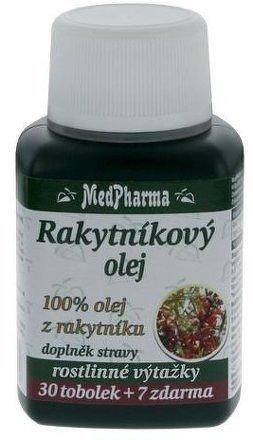 MedPharma Rakytníkový olej 60mg tob.37