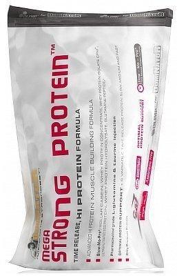 Mega Strong Protein, Olimp, 700 g, Vanilka