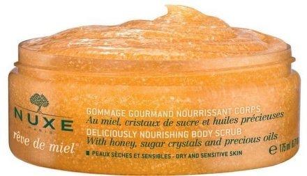 NUXE Reve De Miel Tělový peeling 175 ml