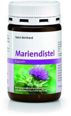Ostropestřec mariánský Sanct Bernhard 90 cps