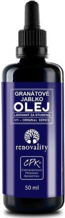 Renovality Granátové jablko olej 50ml