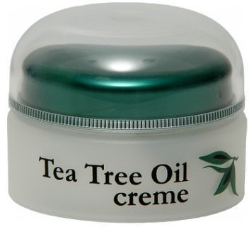 TOPVET Tea Tree Oil creme 50ml