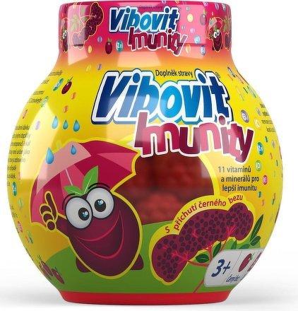 Vibovit imunity jelly 50 želé bonbónů