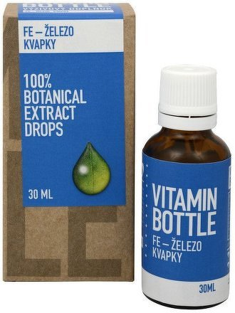 Vitamin-Bottle Fe - železo 30 ml