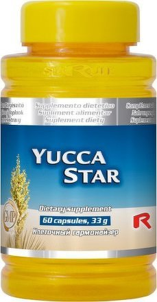 Yucca Star 60 cps